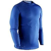 Men Compression Base Layer Tight Shirt Long Sleeve Sport