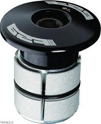"""FSA Compressor, 1"""" carbon steerer - black"""
