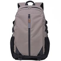 Sinpaid Computer Laptop Book Backpack Medium- Khaki