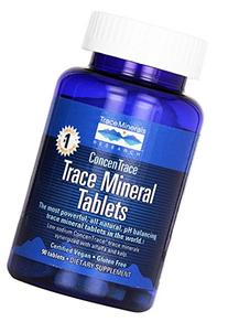 Trace Minerals Research ConcenTrace Mineral Tablets