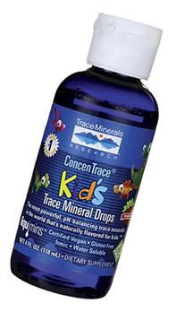 Trace Minerals Research Concentrate Kid's Trace Mineral