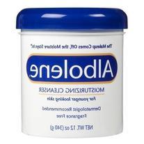 Albolene Concentrate Moisturizing Cleanser Cream Unscented,