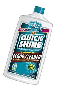 Quick Shine Concentrated Floor Cleaner