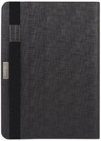 Moshi Concerti Case w/ Stand for iPad Air - Black -