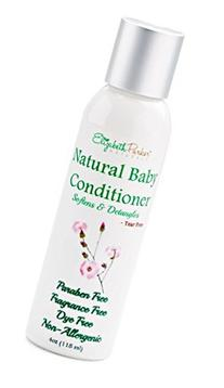 Organic Baby Hair Conditioner - Detangler for Easy to Brush
