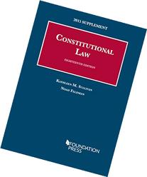 Constitutional Law, 18th, 2015 Supplement