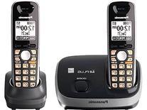 Panasonic Consumer KX-TG6512B Dect 6.0 Cordless Phone