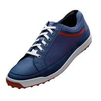 FootJoy Closeout Contour Casual Spikeless 54268 Men's Navy
