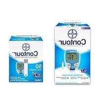 Bayer Contour Diabetes Monitoring Kit Combo