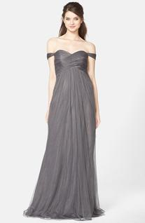 Women's Jenny Yoo 'Willow' Convertible Tulle Gown
