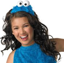 Cookie Monster Headband - One Size