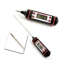 BBQ Guerrilla Digital Cooking Thermometer with Stainless
