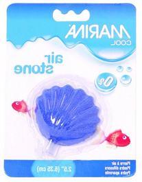 Marina Cool Clam Airstone, Blue