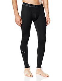 Nike Mens Pro Cool Tights Black/Dark Grey/White 576978-010