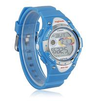 Cool Pasnew LED 100M Waterproof Digital Sport Watch for 5-15