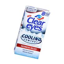 Clear Eyes Clear Eyes Cooling Comfort Redness Relief Eye