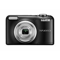 Nikon Coolpix A10 16MP Digital Camera - Black