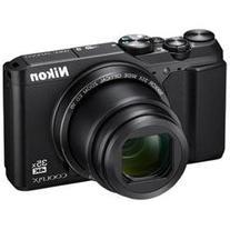 Nikon Coolpix A900 20 Megapixel Compact Camera - Black - 3