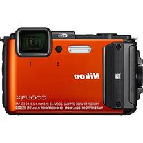 Nikon Coolpix AW130 16MP Waterproof Shockproof Digital