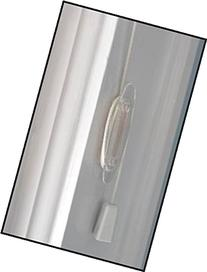 Cardinal Gates Cord Safety Wrap, Clear Cleat