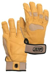Petzl K53 CORDEX PLUS Midweight Glove, Black, Medium