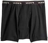 Fox Men's Core Boxer Brief, black, L