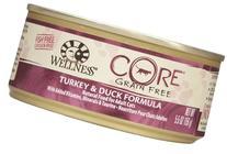 Wellness Core Grain Free Turkey & Duck Formula - 24x5.5 oz