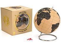 SUCK UK Large Cork Globe