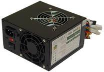 Logisys 550W 20/24-Pin Black Dual Fan Switching Power Supply