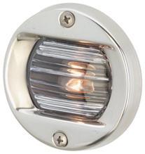 Attwood Corporation 6356D7 12V Round Transom Light Flush