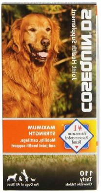 Cosequine DS Chewable Tabs for all Size Dogs - 110