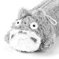 1 X Cosplay Cute My Neighbor Totoro Plush Grey Pencil Bag