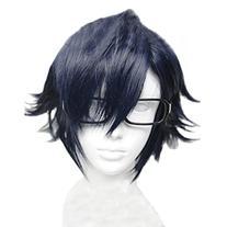 Angelaicos Men's Cosplay Party Wig for K Fushimi Saruhiko