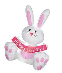Costumes For All Occasions SS46554G Happy Easter Bunny