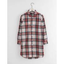 Boden Cosy Woven Nightshirt