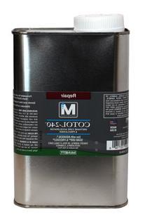 Cotol-240 Cleaner, 1 Quart. Urethane Cure Accelerator & Pre-