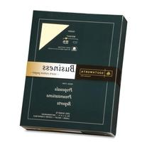 Southworth 100% Cotton Business Paper, 8.5 x 11 Inches, 32lb