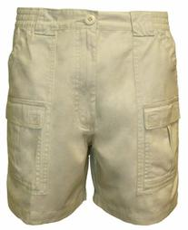 Talos Men's Cotton Cargo Short Stone 36