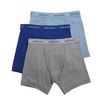 Men's Cotton Stretch 3-Pack Boxer Briefs