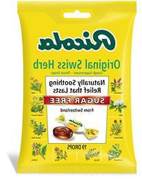 Ricola Cough Suppressant Throat Drops, Original Swiss Herb,