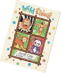 Dimensions Needlecrafts Counted Cross Stitch, Wild Thing