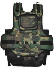 Counterstrike Paintball Vest  - paintball chest protector