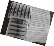 PFT  COUNTS OF ASSORTED PRE-STERILIZED TATTOO NEEDLES WITH