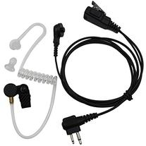 Tenq® 10pack New Covert Acoustic Tube Earpiece 2 PIN for