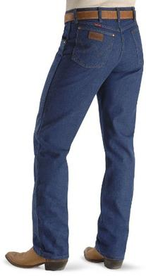 Wrangler Men's Original Cowboy Cut Relaxed Fit Jean, Blue,