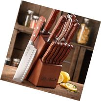 The Pioneer Woman Cowboy Rustic Forged 14-Piece Cutlery Set