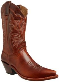 Ladies Cowboy Boot Single Stitched Welt Leather Outsole J-
