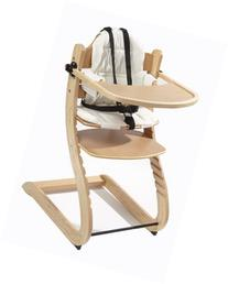 Primo Cozy Tot To Teen Adjustable Chair, Natural Birch Wood