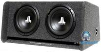 "JL Audio CP210-W0v3 Dual 10"" 10W0v3-4 Loaded Ported"