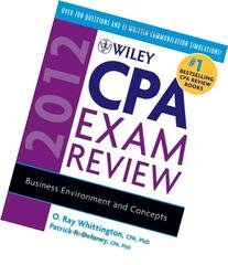 Wiley CPA Exam Review 2012, Business Environment and